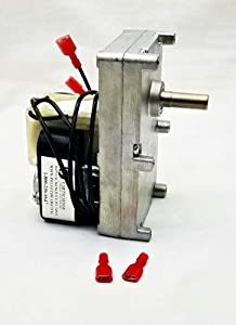 (Quality NEW) Englander Auger Motor Replacement for Merkle Korff 4515UI-050 PU-047040, PH-CCW1 PU-047040 / B4515UI / PH-CCW1 (all models in description) made by  epic MA REPL PARTS