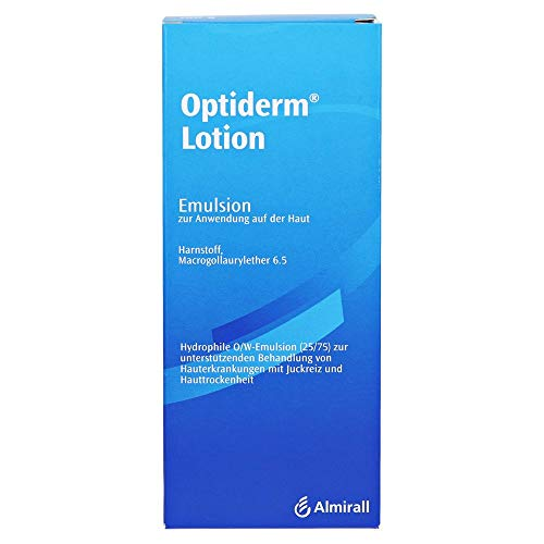 OPTIDERM Lotion 100 g Emulsion