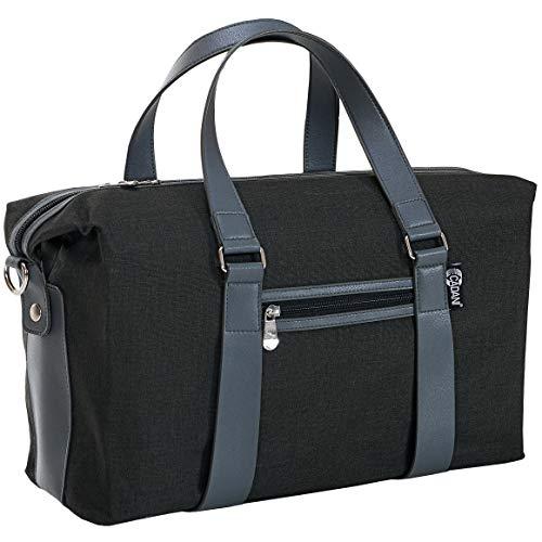 LCP Kids XL Wickeltasche BOCA mit Henkel und Schultergurt – Ideal als Reisetasche oder Sporttasche