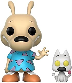 rocko and spunky funko pop
