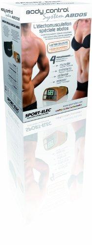 Sport-Elec BCS ABDOS Elettrostimolatore per i...