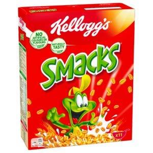 Kellogg's Smacks 4 x 330g