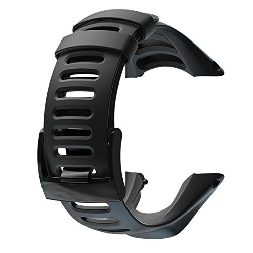 Suunto Ambit3 Sport Black Strap Correa para Relojes, Unisex, Negro, Talla Única