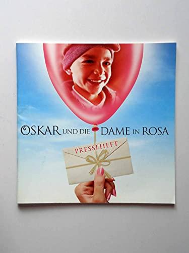 Oskar und die Dame in Rosa - Max von Sydow - Amira Casar - Presseheft