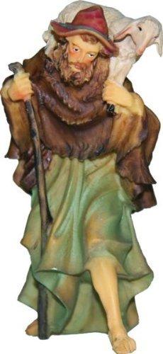 Schäfer mit Stab, geeignet für 15cm Figuren