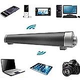 MIEMIE Multimedia Lautsprechersystem, Soundbar-Kabelverbindung 3D-Surround-Sound Mit Fernbedienung...
