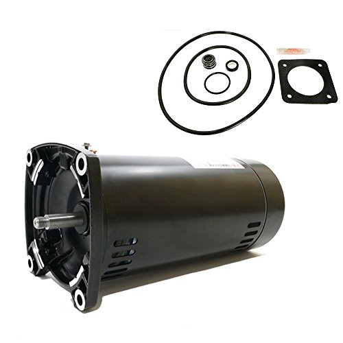 Sta-Rite Max-E-Glas 1HP PEA6E-124L Replacement Motor Kit AO Smith USQ1102 w/GO-KIT-6
