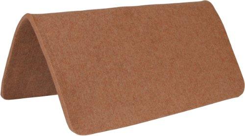 Mustang Saddlery Elite Wool Pad - die widerstandsfähige Wollfilzunterlage