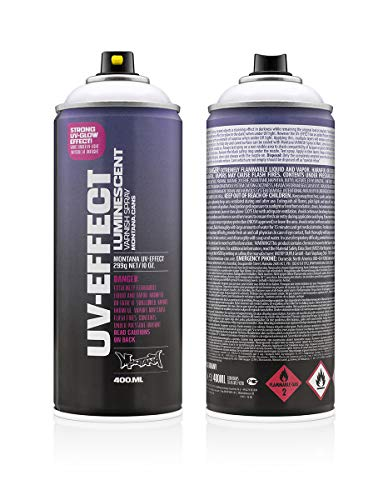 Montana Sprühdose UV-Effekt Transparent 400ml