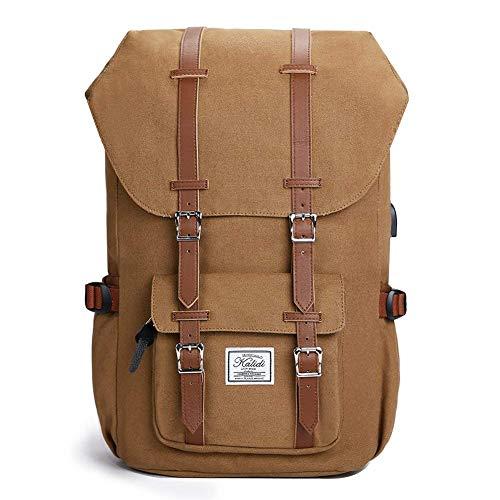 KALIDI 17 Zoll Laptop Rucksack Backpack Schulrucksack für bis zu 15.6 Zoll Laptop...