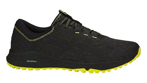 ASICS Alpine XT - Zapatillas de correr para hombre, Multi (Cuatro hojas de trébol-phantom-sulfuro primavera), 41 EU