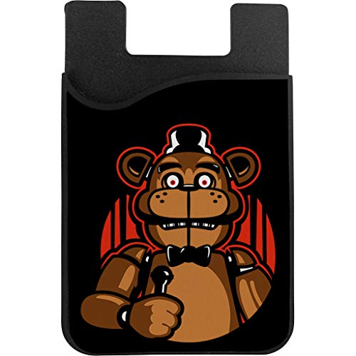 Cloud City 7 Sing with Me Five Nights At Freddys Phone Card Holder