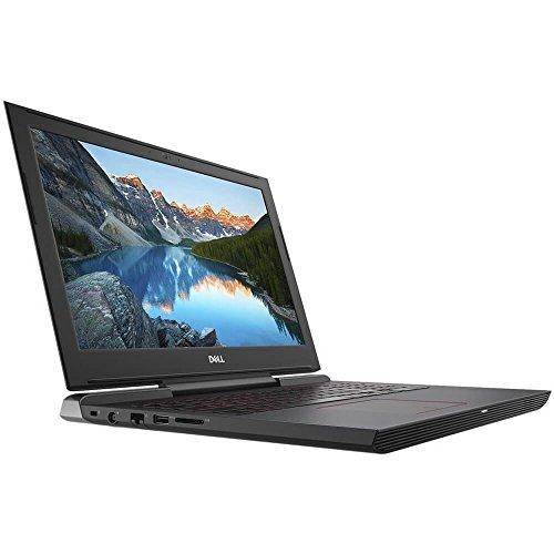 Dell Inspiron 15 7577 Laptop: Core i5-7300HQ, 256GB SSD, NVidia GTX 1060 6GB, 8GB RAM, 15.6inch Full HD Display (Renewed)