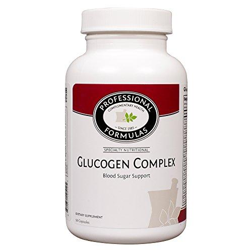 GLUCOGEN COMPLEX - 90 CAPSULES