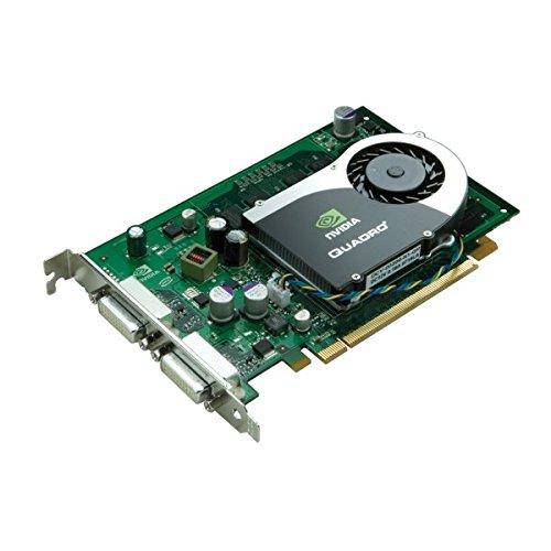 PNY Nvidia Quadro FX 570 Grafikkarte, 460°Mhz, PCI-Express, 256°MB, Dual DVI-I