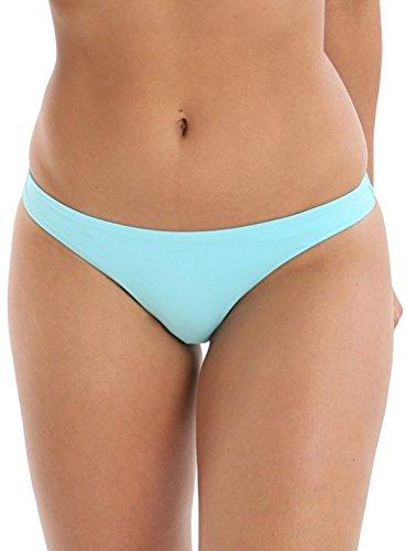 Melissa Odabash Barcelona Hipster Bikini Bottom (Small, Blue Sky)