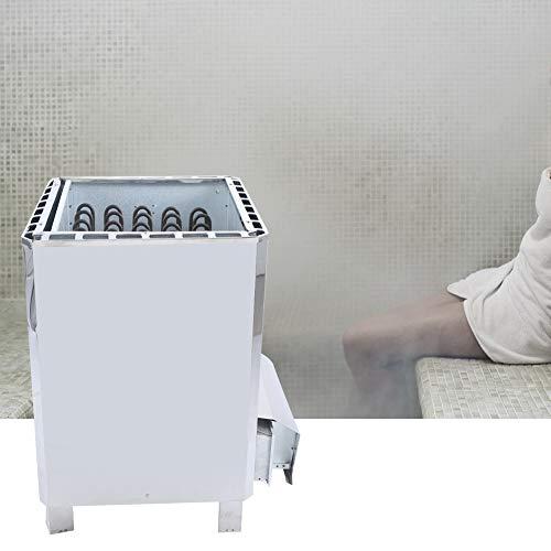 Pinsofy 380V Saunaofen, 3-Phasen-Saunaofen, hochtemperaturbeständig für Hotelhaus(15KW)