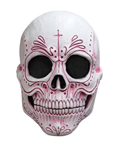 Horror-Shop Mexican Catrina Maske