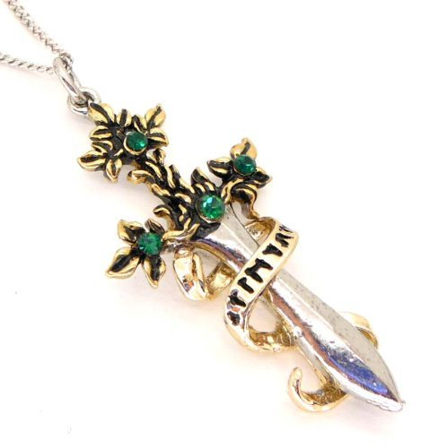 Sword of Sherwood Collar Con Colgante