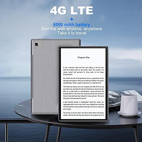 Tablette Tactile Android 10.0 YESTEL Tablettes PC10 Pouces de Octa Core,64Go, 3Go de RAM |4G LTE Doule SIM|2.4/5G WiFi| |6000mAh Batteries|Caméra 5MP + 8MP|GPS|Bluetooth|Type-C -Gris