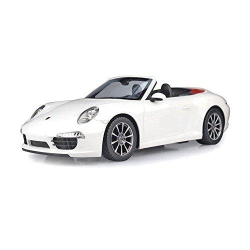 RC Auto kaufen Rennwagen Bild 5: Porsche 911 Carrera S - RC ferngesteuertes Lizenz-Fahrzeug im Original-Design, Modell-Maßstab 1:12, Ready-to-Drive, Auto inkl. Fernsteuerung, Neu*
