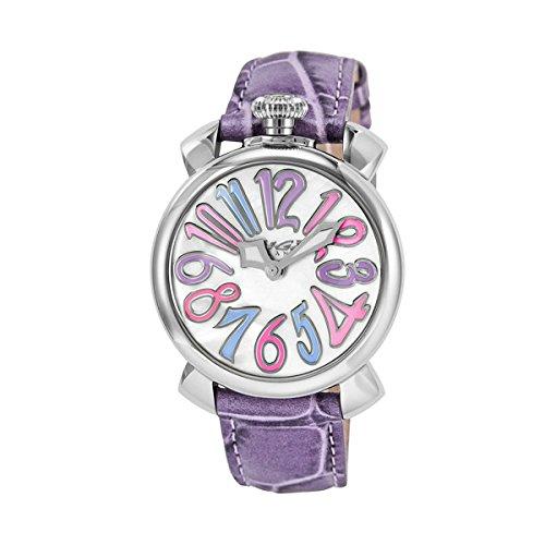 ガガミラノ GAGA MILANO MANUALE 腕時計 5020.7 PUR [並行輸入品]