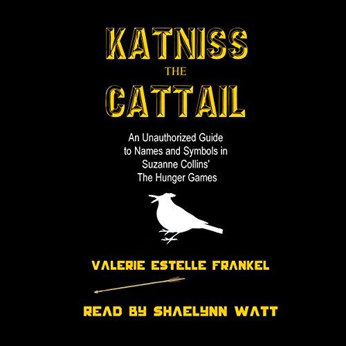 Katniss the Cattail audiobook cover art