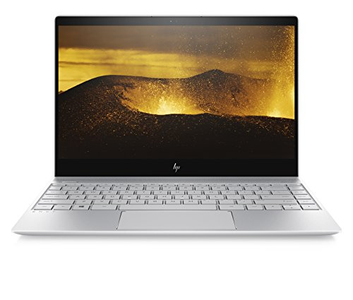 HP ENVY 13-inch Laptop, Intel Core i7-8550U, 8GB RAM, 256GB solid-state drive, Windows 10 (13-ad120nr, Silver)