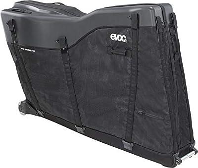 Evoc Transport Road Travel Bike Bag Pro Black 300L Size