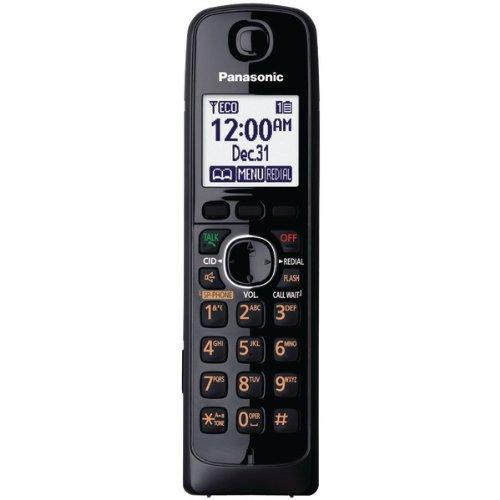 Panasonic KX-TGA660M Extra Handset for 764XX Series Cordless Phones, Black