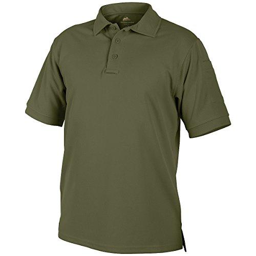 HELIKON-TEX メンズ アーバン タクティカル ライン ポロシャツ トップクール オリーブグリーン US サイズ: Medium カラー: グリーン