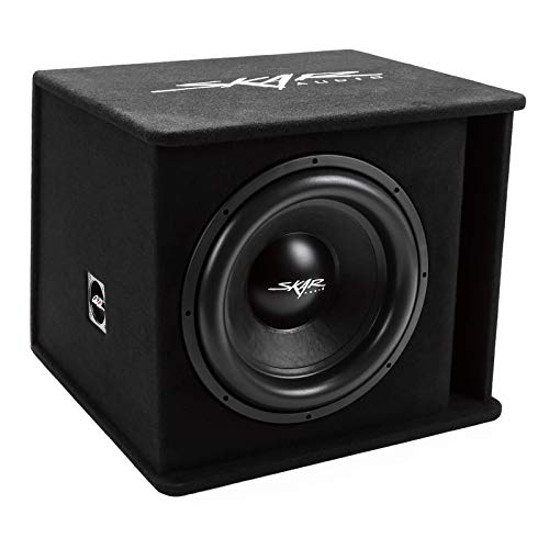 "Skar Audio Single 15"" 1200W Loaded SDR Series Vented Subwoofer Enclosure 