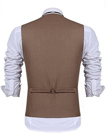 Brown vest men _image3