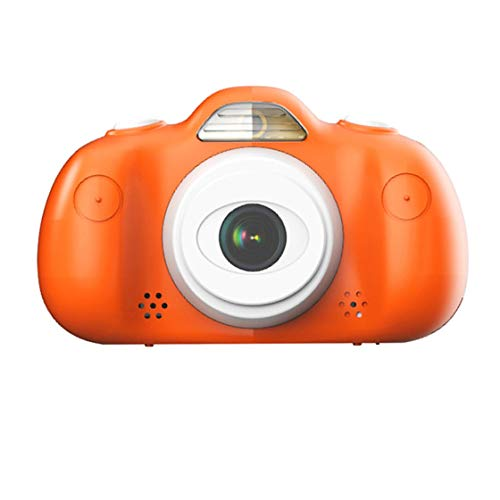 Jessicadaphne Mini digitale camera Dual Lens waterdichte kindercamera