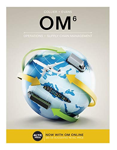 Collier, D: OM (with OM Online, 1 term (6 months) Printed A