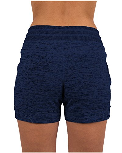 Sexy Basics Women's Gym Casual Sport Shorts