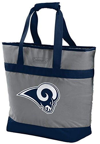 NFL 30 Can Soft Sided Tote Cooler, Los Angeles Rams