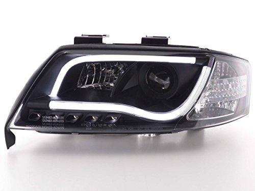FK Automotive FKFSAI13019 Scheinwerfer Daylight, Schwarz