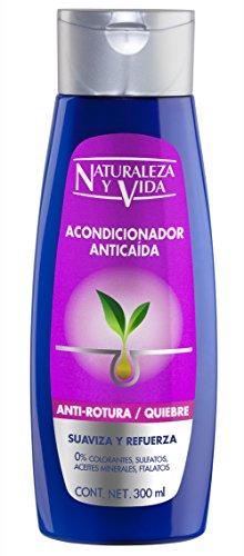 Naturaleza y Vida Acondicionador Anticaída y Antirotura - 300 ml