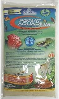 Carib Sea Instant Aquarium Moonlight Sand in Beige (40 lbs) [Set of 2]