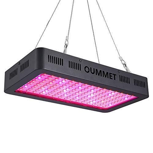 OUMMET Lampe de Plante 1500W, Lampe de...