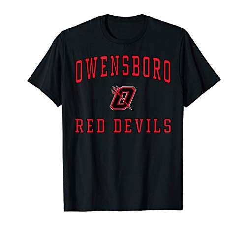Owensboro High School Red Devils T-Shirt C1