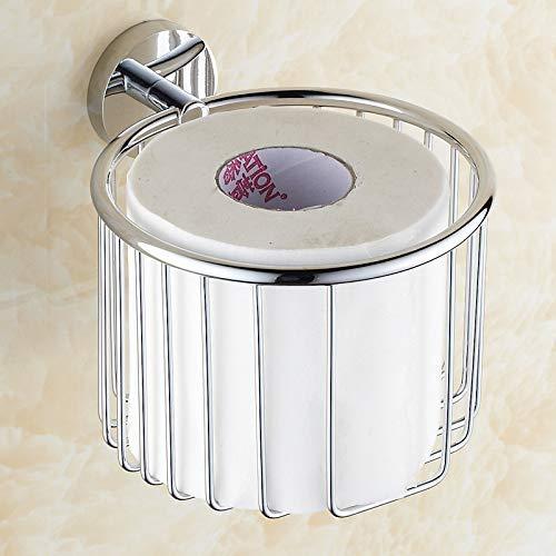 WYPJZS keukenrolhouder voor badkamer en badkamer, van koper