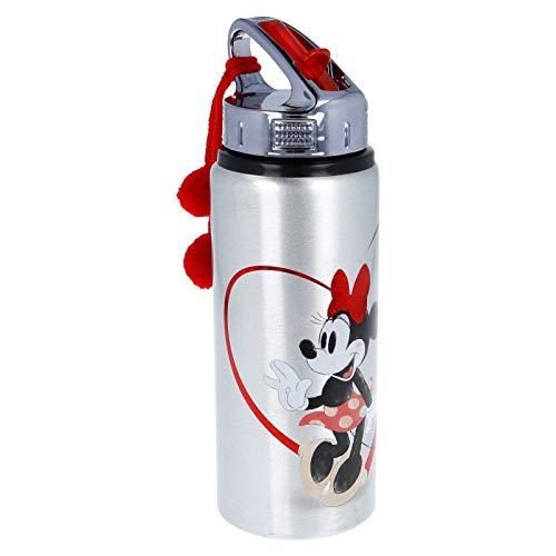 Stor Botella Deportiva Aluminio 710 ML | Minnie Love Fashion