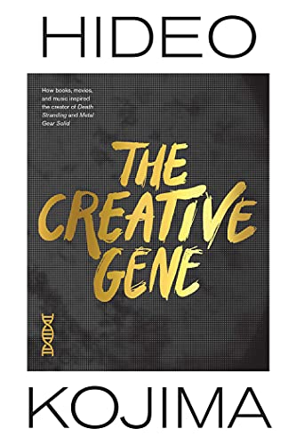The Creative Gene: How books, movies, and music inspired the creator of Death Stranding and Metal...