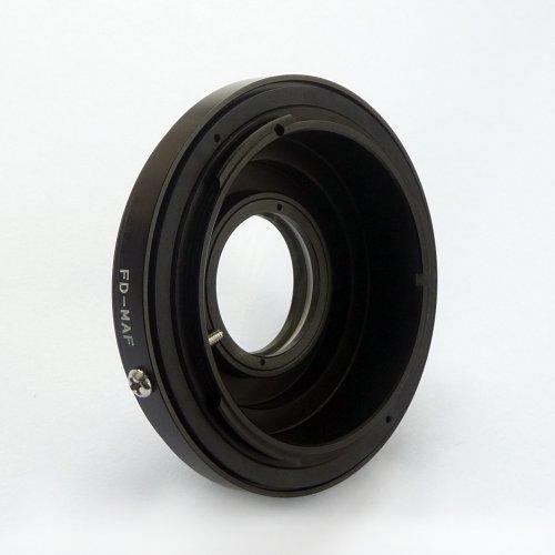 Cámara anillo adaptador para Canon FD a Sony Alpha A230A330A380A700A900Sony y #...