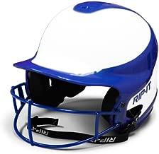 RIP-IT Vision Pro Softball Helmet ft. Blackout Technology - Royal - Small/Medium