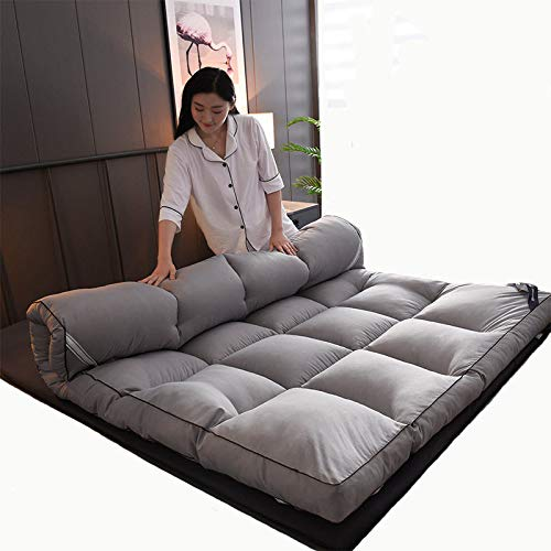 zlb Futon Mattress, Double Single Floor Mattress Japanese,student Dormitory Folding Mattress,futon Floor Mattress,soft And Breathable Tatami Fold Futon Thickness,100 * 200cm