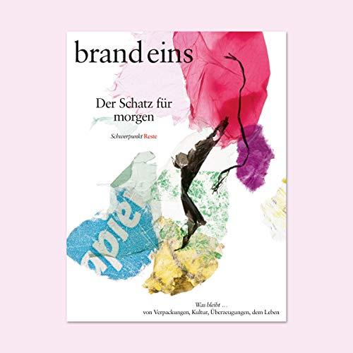 brand eins audio: Reste audiobook cover art
