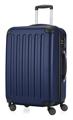 Hauptstadtkoffer Spree, Valigia Rigida, Taglia 65 Cm, 82 Litri, Colore Blu Scuro